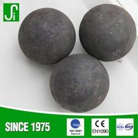 diameter 20-150mm forged and casted steel grinding balls for ball mill