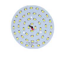 LED Round Ceiling Light Lamp with Magnets 90v-265v, LED Circle Circuit Magnetic Panel Board 7w 12w 1