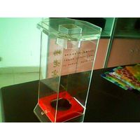 Acrylic wine box thumbnail image