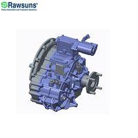 750Nm 2 speed AMT ev marine gearbox motor auto transmission thumbnail image