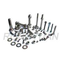 titanium standars parts