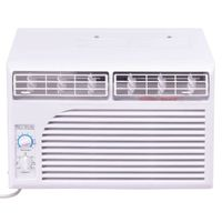 5000 BTU Adjustable Window Mounted AC Cooling Unit 2 Way Control Air Conditioner