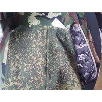 Polyester Rayon Blend Camouflage ACU BDU Uniform Fabric