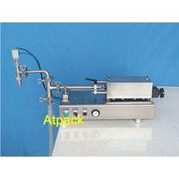 Semi-automatic liquid filling machine thumbnail image