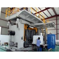 IBC water tank blow molding machine