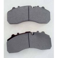 WVA 29087 disc brake pad: Brake Pad ceramic based or low metalic for Mercedes Coach etc
