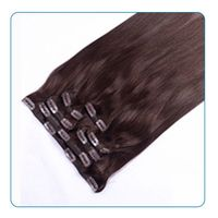 clip in hair extension thumbnail image