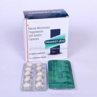 Progesterone 200 Mg Capsule thumbnail image