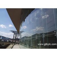 Stiffen fin glass&Point Glazing Full Curtain Wall thumbnail image