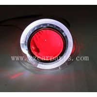 Motorcycle projector lens angle eyes devil eyse 35W