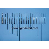 Stainless Steel Needle Cannula for I.V. Catheter