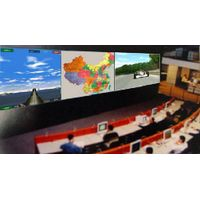 100 inch Large Optical Projection Screen (Fresnel Lens)