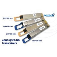 400G QSFP-DD Optical Transceivers