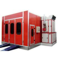 HY-300  paint booth