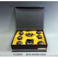 Yixing Purple Clay teapot set