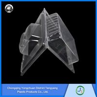 Cheap best selling plastic clampshell tray