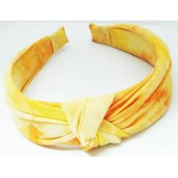 Dyed fabric headband-fashion accessories manufacture in china thumbnail image