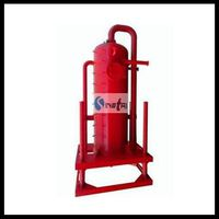 oil well drilling Mud gas separator