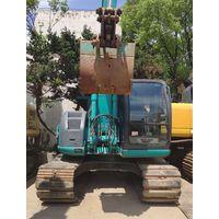 Used Original Kobelco SK135SR hydraulic crawler excavator for sale