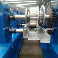 High Pressure Punching Metal Shutter Door Roll Forming Machine Approved CE thumbnail image