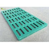 Sidewalk Plastic Manhole Drain Cover Lattice Grating BMC Slat Farrowing Floor thumbnail image
