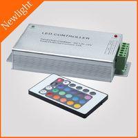 24 keys RGB IR LED Controller / Dimmer 12A DC 12V-24V thumbnail image