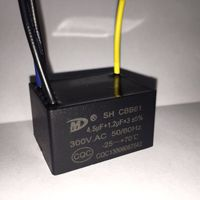 [New product]CBB61 multiwire series Fan capacitor