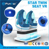 selling 2018 new product egg cinema Star Twin Sweat VR game machine for sale thumbnail image