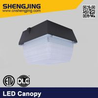 LED Canopy Ceiling Light Fittings for Gas Station