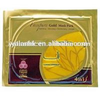 24k Q10 Nano Gold Facial Mask for Anti-Wrinkle thumbnail image