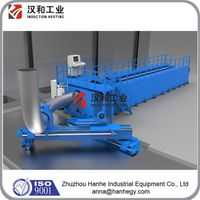 WGYC-830 Electric Stainless Steel Pipe Bending Machine For Sale thumbnail image