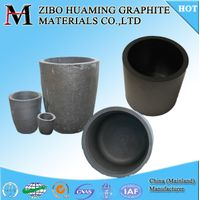 high purity graphite crucible for smelting