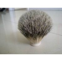 badger shaving brush knots