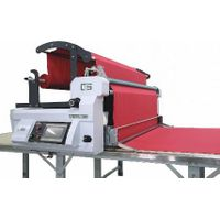 fabric spreading machine woven with cutting
