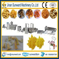 CE Certificated Fried Snack Food Making Machine thumbnail image