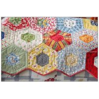 100%polyester Patchwork Quilt Comforter