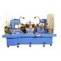 Rotary Type Six Path Slotting Machine
