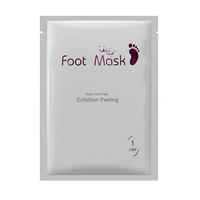 Baby your feet Exfoliating peeling nourishing magic foot mask thumbnail image