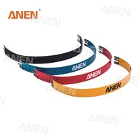 ANEN PVD SUS304 headphone headband posishing folding strip steel