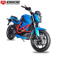 KingChe Electric Motorcycle JF     china electric motorcycle factory    5000w electric motorcycle