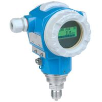 E+H pressure transmitter