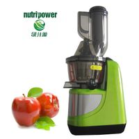 2015 Nutrition center slow juicer extractor