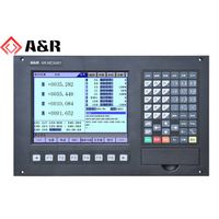10.4 inch 4-axis high perfromance CNC milling machine controller for metal working thumbnail image