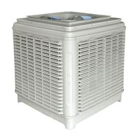 Industrial air cooler price 3 phase for mushroom greenhouse foshan