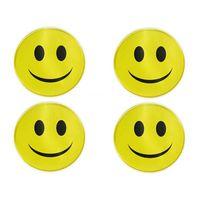 Smile sticker non-setting adhesive
