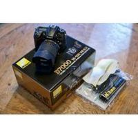 Nikon D7000 16.2 MP Digital SLR Camera