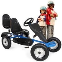 Cheap two seats pedal go karts for sale