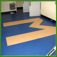 Commercial Vinyl Floor