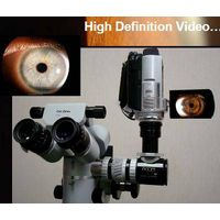 camcorder adapter to make your operating microscope to digital