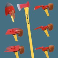 mutipurpose tool, forest fire tools, firefghting tools